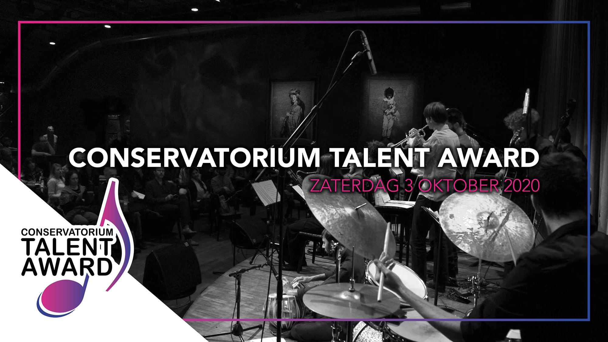 Conservatorium Talent Award 2020